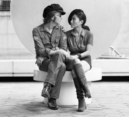 """Η Yoko Ono διασκευάζει το """"Imagine"""""""