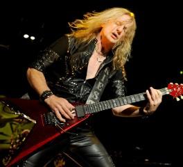 K.K. Downing: «Ο λόγος της αποχώρησής μου από τους Judas Priest»