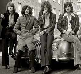 Ένα trailer για το νέο βιβλίο των Led Zeppelin