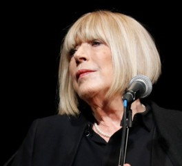 H Marianne Faithfull συνεργάζεται με τον Nick Cave