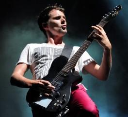Matt Bellamy: «Η κιθάρα δεν έχει πλέον ηγετικό ρόλο στη μουσική»