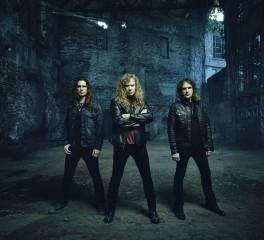 Η δισκογραφία των Megadeth επανακυκλοφορεί το 2018