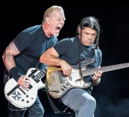 James Hetfield: «Καταλαβαίνω τους fans. Η μουσική έσωσε και τη δική μου ζωή…»