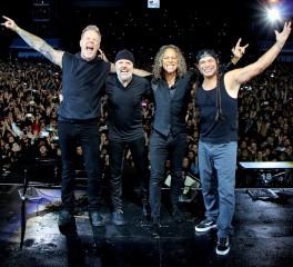 """Στα παρασκήνια του """"Hardwired… To Self Destruct"""" των Metallica (video)"""