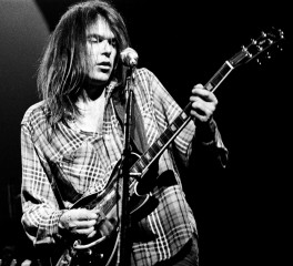Νέο live άλμπουμ από τον Neil Young