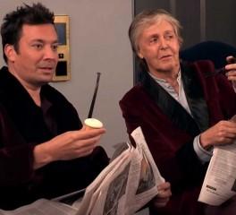 Ο Paul McCartney και τo ...ασανσέρ των εκπλήξεων
