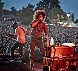 Οι Rage Against Τhe Machine κυκλοφορούν live άλμπουμ