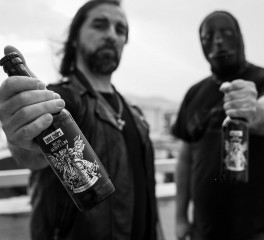 Η αυτοκρατορική μπύρα των Rotting Christ