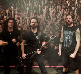 Οι Rotting Christ δημοσιεύουν εξώφυλλο και tracklist του νέου τους άλμπουμ
