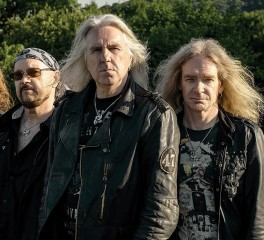 Το νέο τραγούδι των Saxon είναι εμπνευσμένο από τους Motorhead