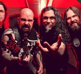 Lamb Of God, Anthrax, Behemoth και Testament μαζί στην τελευταία περιοδεία των Slayer