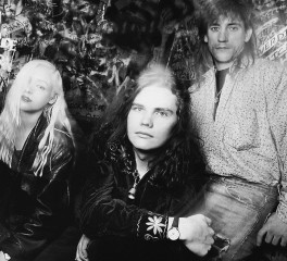 Smashing Pumpkins: Τα τρία τέταρτα του αυθεντικού line-up μαζί στο στούντιο