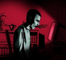 Ένα… τρομοκρατικό animated video από τον Steven Wilson