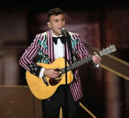 Ο Sufjan Stevens και το «μυστήριο του έρωτα» στην τελετή των Oscars