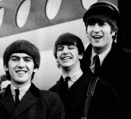 Ακυκλοφόρητες φωτογραφίες των Beatles από την πρώτη τους περιοδεία στην Αμερική