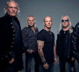 Επιστρέφουν στην Ελλάδα οι Uriah Heep