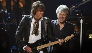 Ο Richie Sambora ξανά στη σκηνή των Bon Jovi