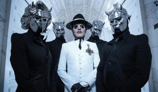 Oι Kirk Hammet, Phil Anselmo, Chino Moreno σε νέο video των Ghost