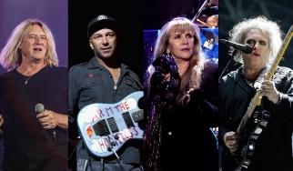 Oι υποψήφιοι για το Rock And Roll Hall Of Fame 2019