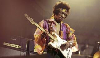 Ο Jimi Hendrix ψηφίστηκε ως ο κορυφαίος κιθαρίστας όλων των εποχών