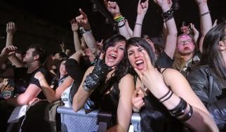 Έρευνα: «Οι metal fans συναυλιών αγαπούν το αλκοόλ και τα ναρκωτικά...»