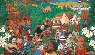 """Καλλιτέχνες από όλες τις γωνιές της γης διασκευάζουν το """"All Along The Watchtower"""" (video)"""