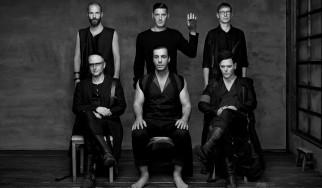 Οι Rammstein ξανά στο στούντιο (photos)