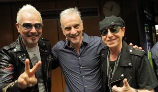 Scorpions (συνέντευξη τύπου): Είμαστε ενθουσιασμένοι που θα ροκάρουμε στο Καλλιμάρμαρο