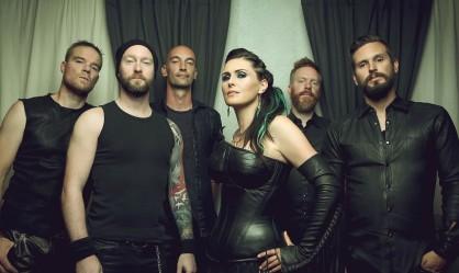 Οι Within Temptation κυκλοφορούν το πρώτο single της νέας τους δουλειάς