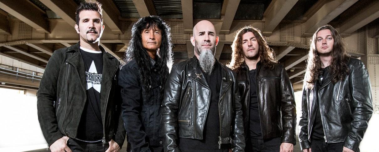 Και οι Anthrax στο Release Athens!