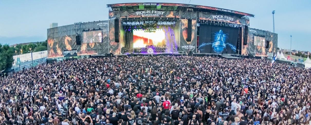 Το Rocking.gr στο Barcelona Rock Fest