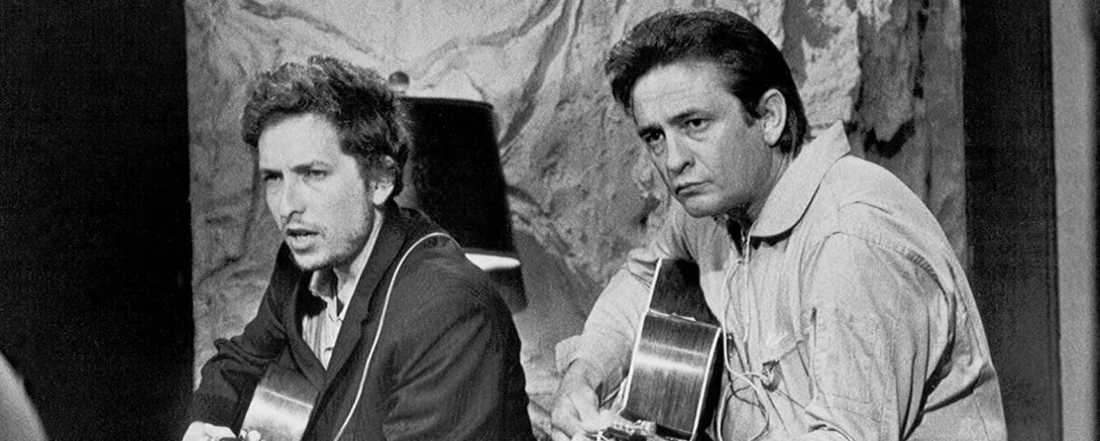 Bootleg συνεργασίας Bob Dylan και Johnny Cash στο φως της δημοσιότητας