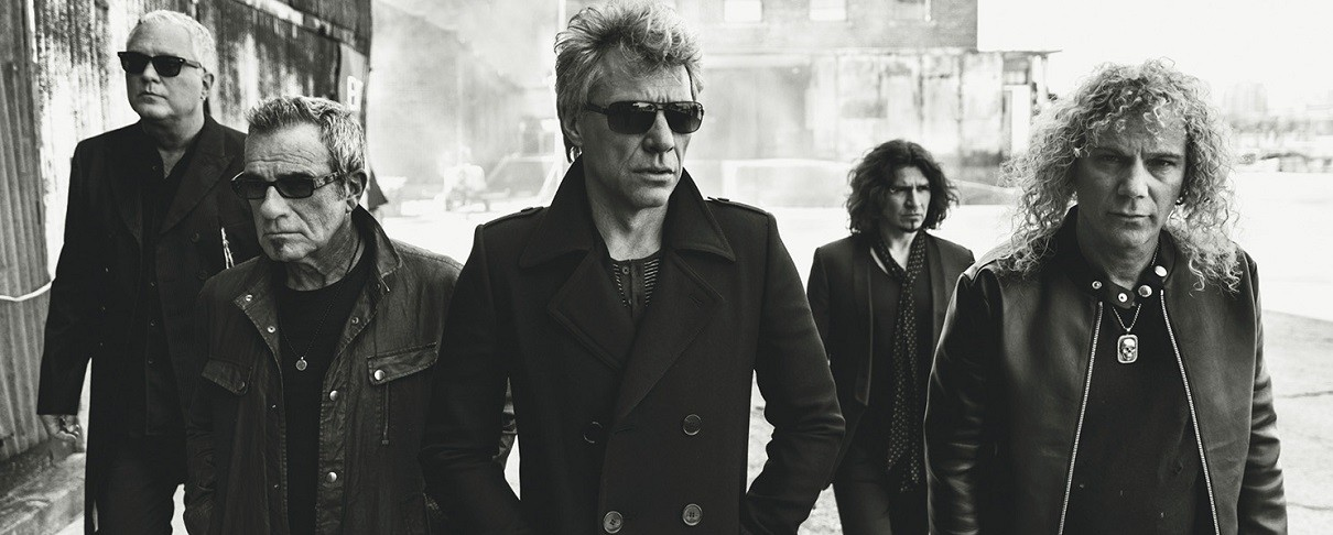 """Unbroken"": Νέο single και video από τους Bon Jovi"