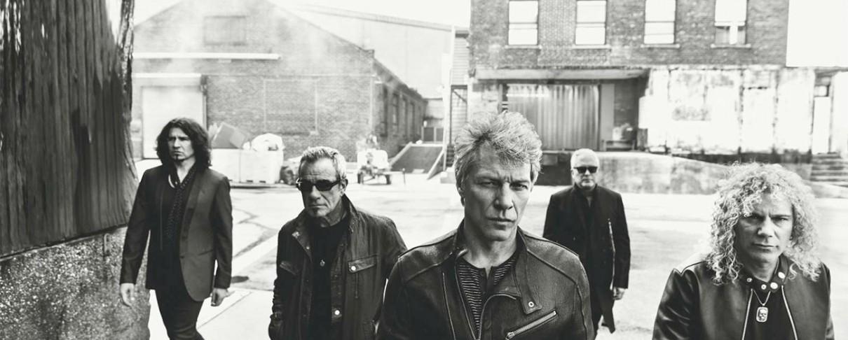 """Οι Bon Jovi ολοκλήρωσαν την περιοδεία για το """"This House Is Not For Sale"""""""