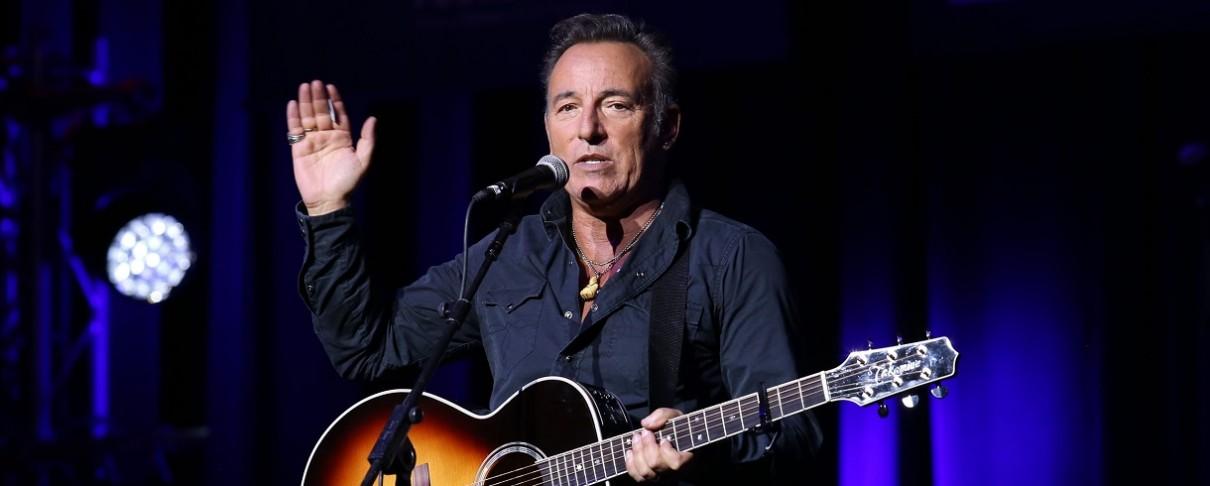 O «θαυματουργός» Bruce Springsteen…
