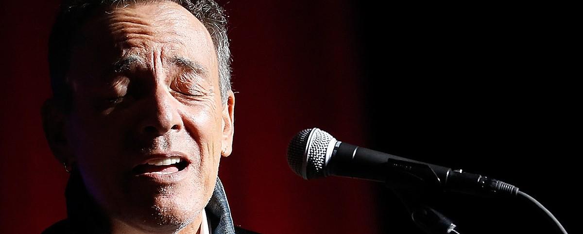 """Ένα φιλμ για το πρόσφατο άλμπουμ του Bruce Springsteen, """"Western Stars"""""""
