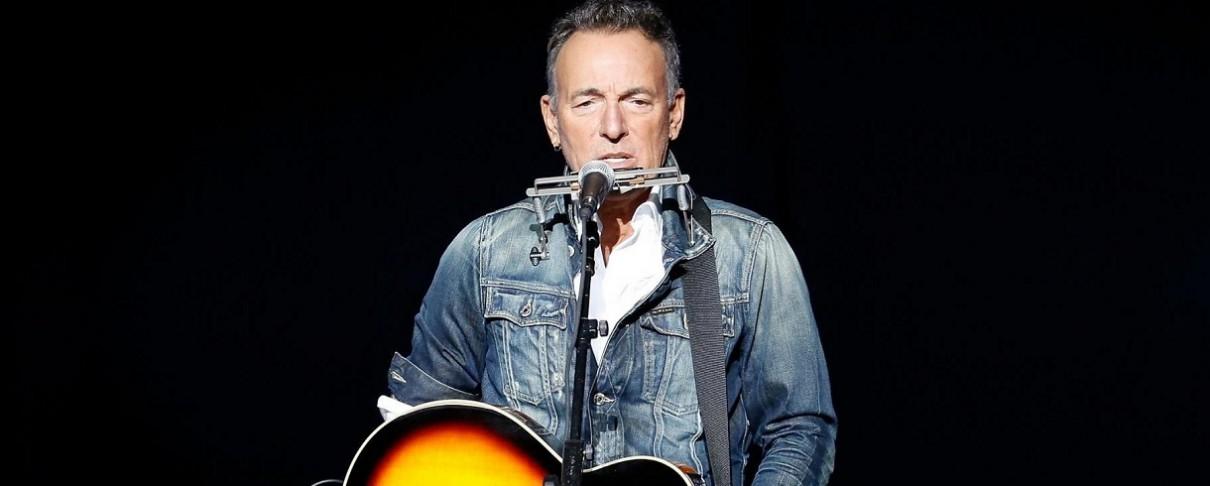 Ακυκλοφόρητο κομμάτι του Bruce Springsteen βλέπει το φως της δημοσιότητας