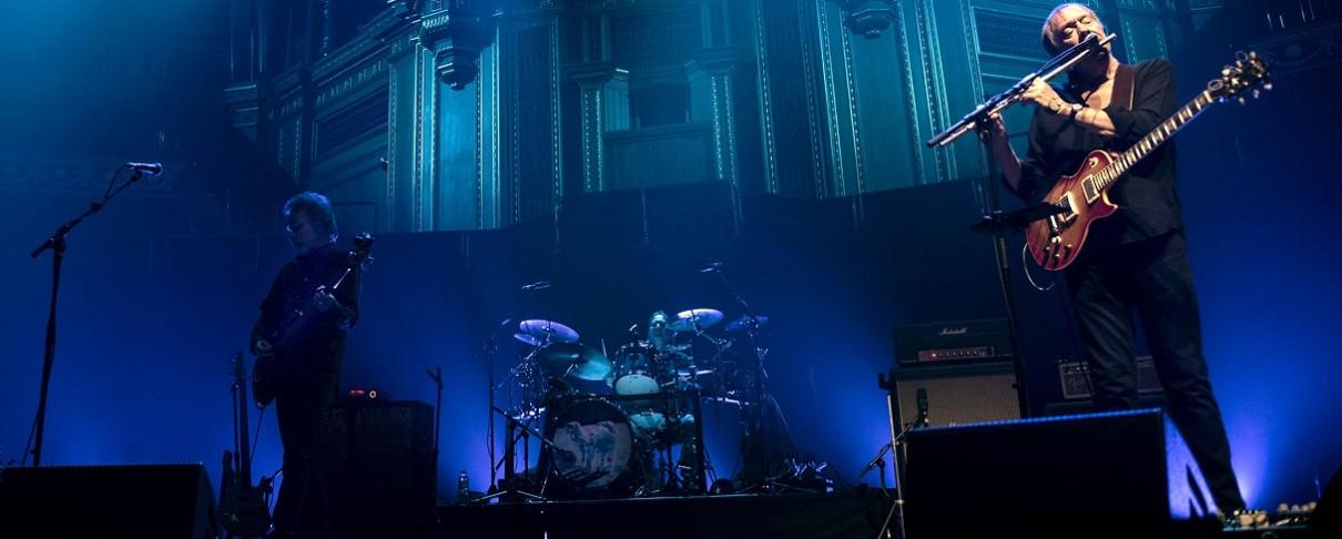 Οι Camel κυκλοφορούν live clip από την εμφάνισή τους στο Royal Albert Hall