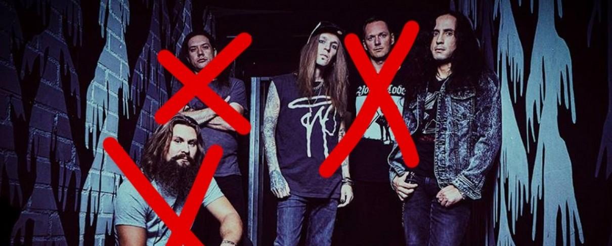 Τρία μέλη των Children Of Bodom αποχωρούν από το συγκρότημα