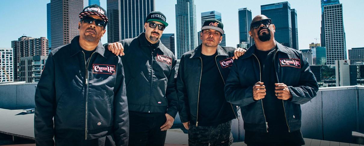 Και οι Cypress Hill στο Release Athens