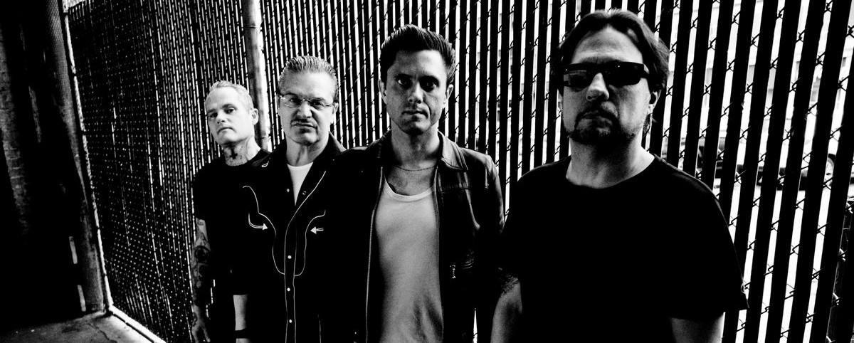 Οι Dead Cross ξεκινούν τις ηχογραφήσεις του νέου τους άλμπουμ