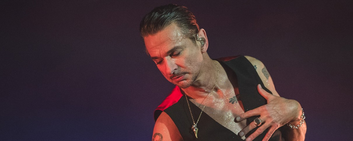 """Κυκλοφόρησε το επίσημο trailer για την ταινία """"Depeche Mode: Spirits In The Forest"""""""