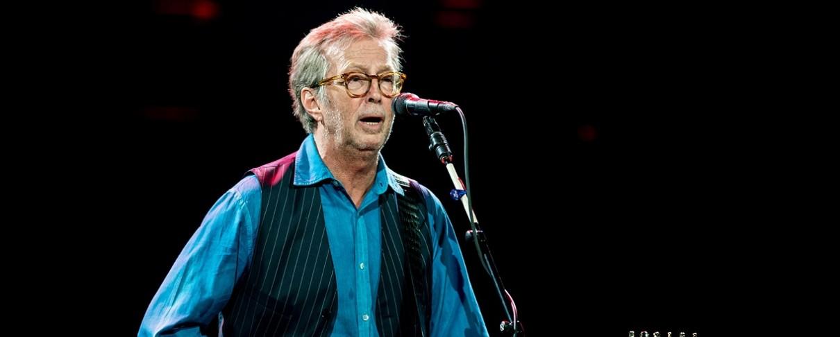 O Eric Clapton διασκευάζει Prince