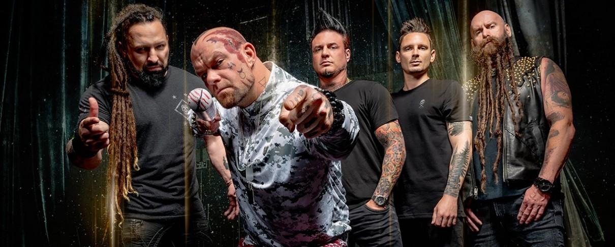"""Οι Five Finger Death Punch επιστρέφουν με το... """"F8"""""""