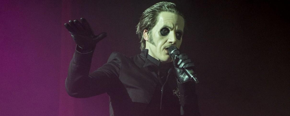 Tobias Forge: «Πιο σκοτεινό το νέο άλμπουμ των Ghost»