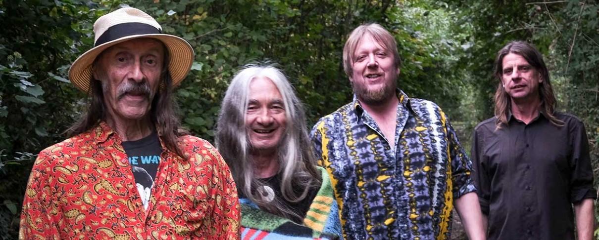 Οι Hawkwind επιστρέφουν με ένα νέο space rock ύμνο