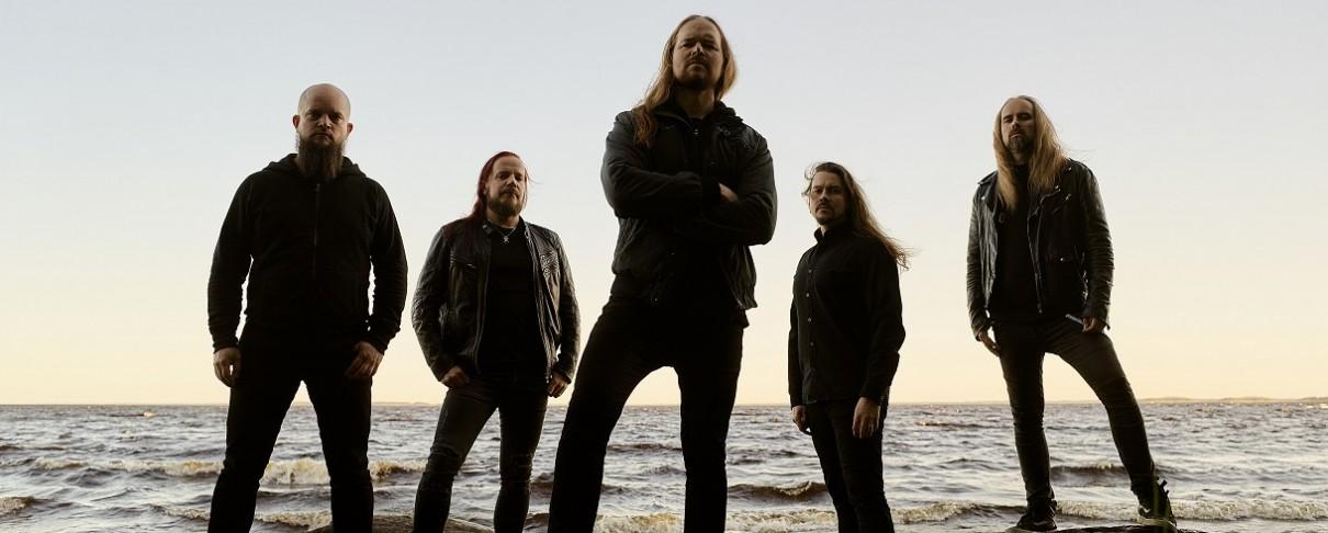 """Valediction"": Πρώτο single από τη νέα δουλειά των Insomnium"