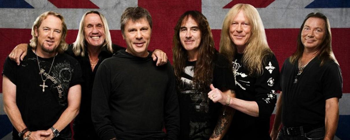 Οι Iron Maiden στο …Κογκρέσο της Αργεντινής