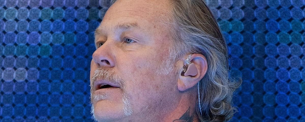 Ο James Hetfield ξανά σε πρόγραμμα αποτοξίνωσης