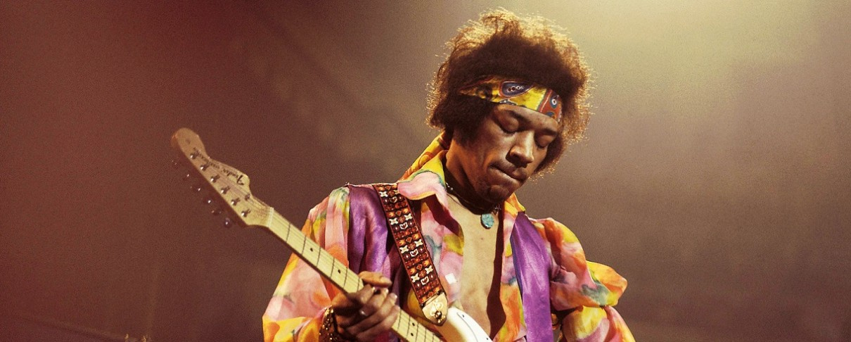 O Jimi Hendrix επιστρέφει στο Royal Albert Hall